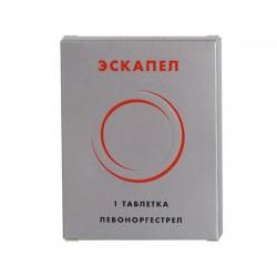 Эскапел, табл. 1.5 мг №1