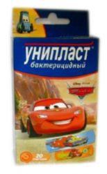 Лейкопластырь, Унипласт №20 Тачки