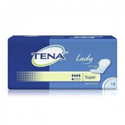 Прокладки урологические для взрослых, Тена леди №15 супер