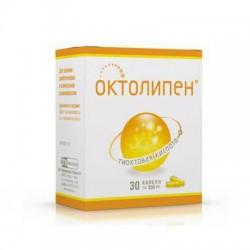 Октолипен, капс. 300 мг №30